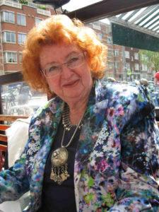 Helene Hagendoorn im Gespräch mit Linda Comes in Amsterdam