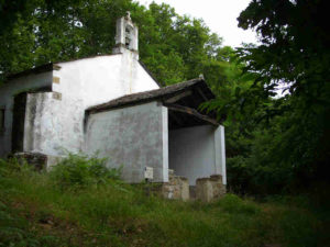 Ermita am Wegesrand